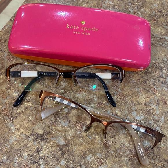 Kate spade eyeglass bundle